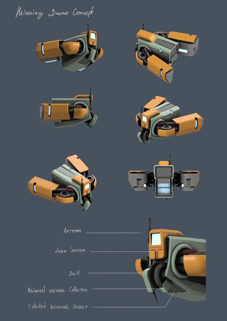GoE Concept Drone 030817